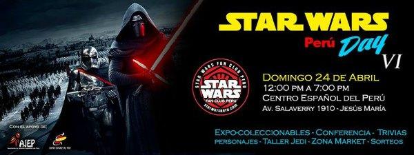 Star Wars Day Peru VI