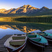 Sunrise on Pyramid Lake by Cole Chase Photography