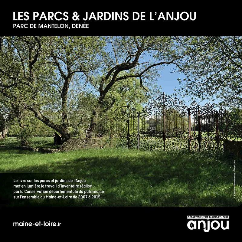 Les Parcs & Jardins de l'Anjou