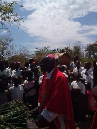 02.Bishop Erkolano Lodu Tombe