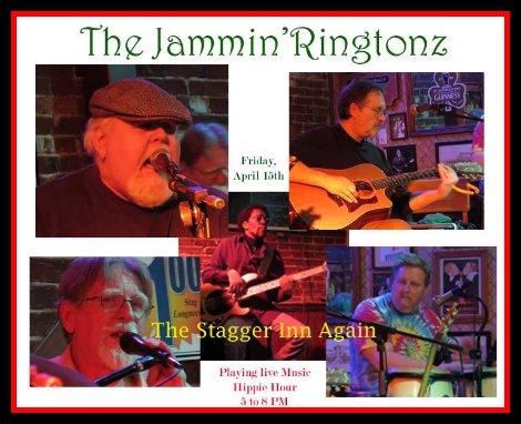 Jammin' Ringtonz 4-15-16