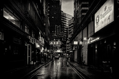 hongkong central. 香港 中環