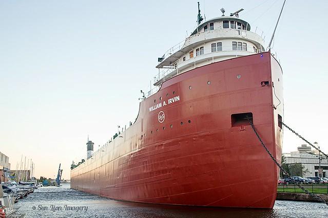 Big A** Boat