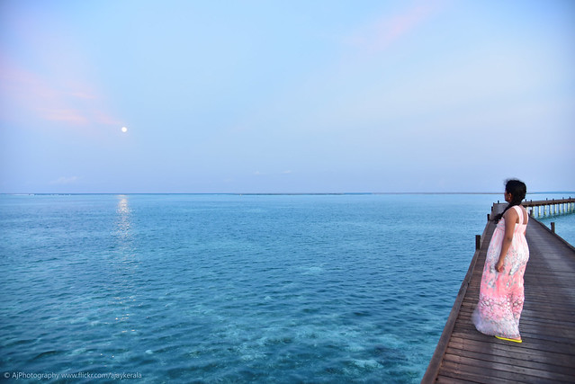 A shot from Maldives, the paradise on earth