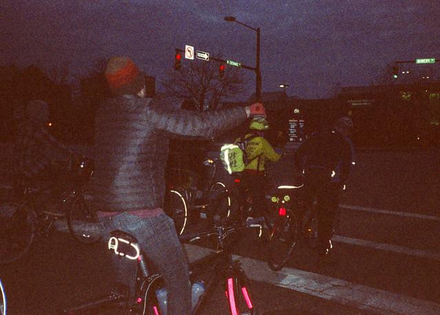 Akron Bike Party!