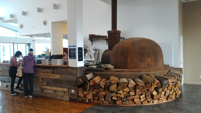 the coast bar pizza kiln oven