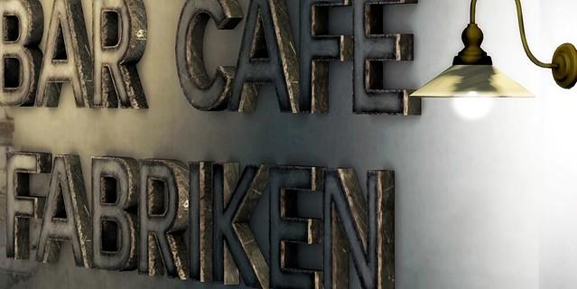 Bar Cafe Fabriken