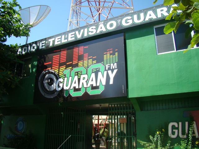 Rádio e TV Guarany entra no Banco Nacional de Devedores Trabalhistas, TV Guarany
