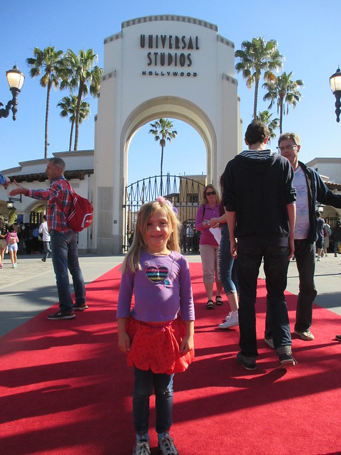 20160401 - Hollywood008, Canon POWERSHOT ELPH 140 IS
