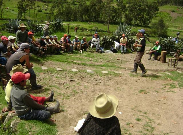 Unidad de Gestion Territorial- Santiago de Chuco