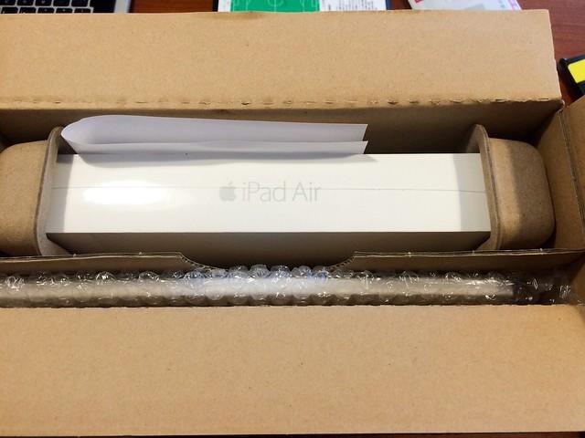 iPad Air2とSmartCover