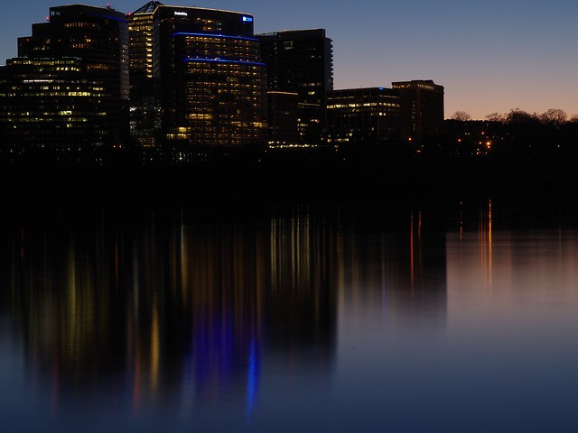Georgetown Waterfront, Washington DC