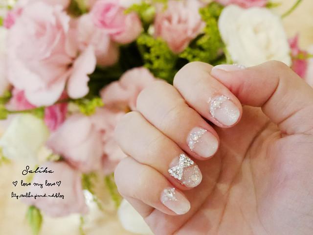 婚禮婚紗光療指甲美甲推薦 (20)