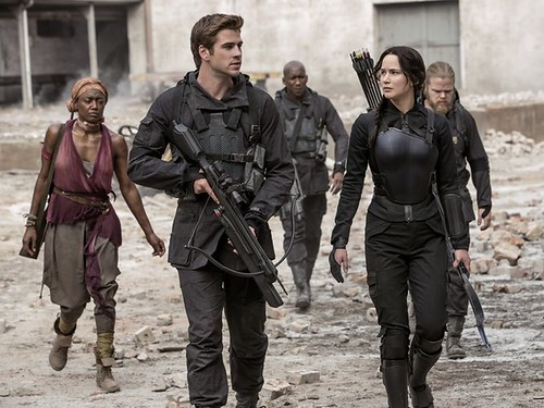 The Hunger Games - Mockingjay - Part II - screenshot 3