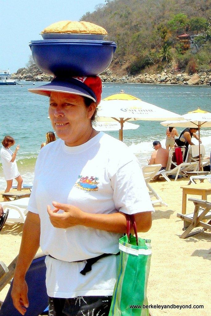 Puerto Vallarta Pie Lady