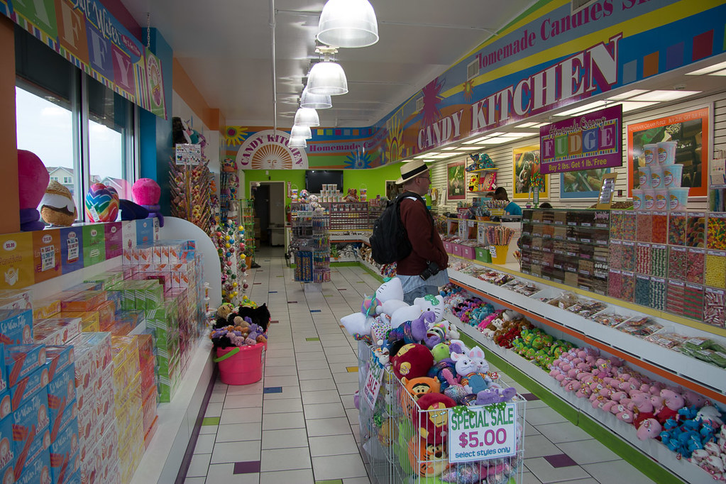 Candy Kitchen in Ocean City