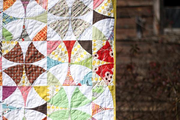 Katie's Playground quilt