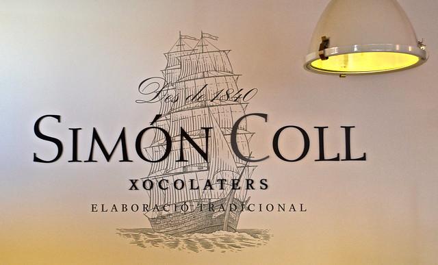 Simon Coll - Chocolate Tour in Barcelona