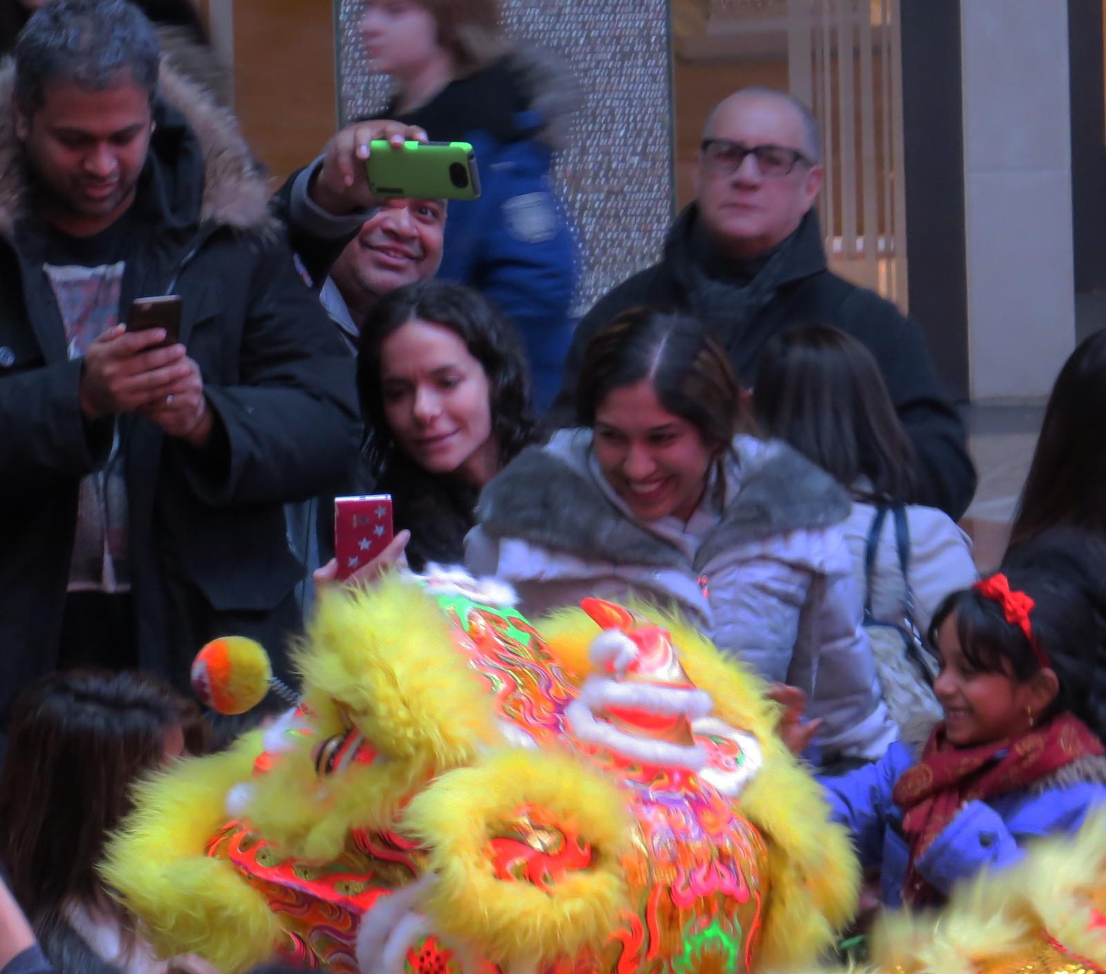 Lunar New Year, New York