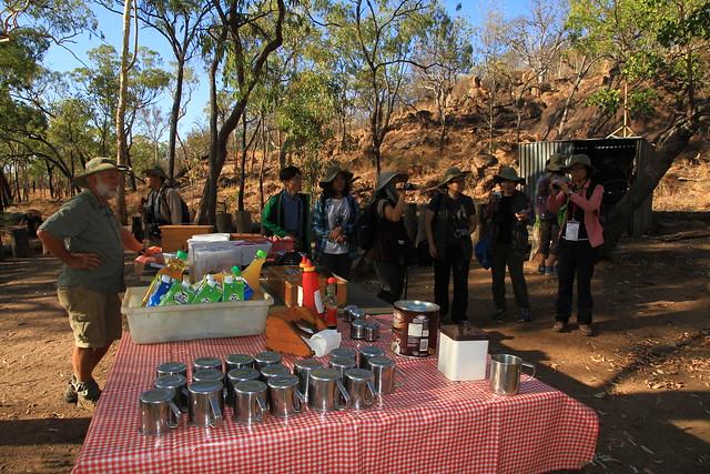 澳洲昆士蘭Undara Experience-Bush Breakfast-20141117-賴鵬智攝-5