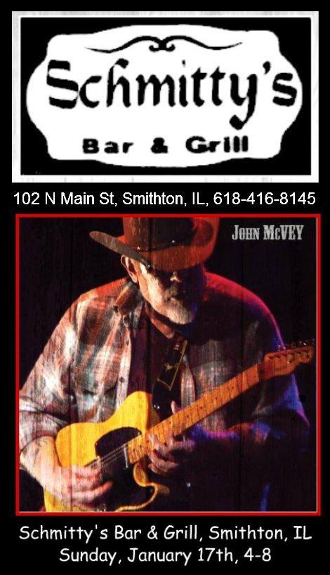 Schmitty's Bar & Grill 1-17-16