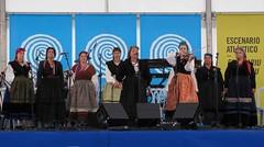 Actuación de Muyeres nel Arcu Atlánticu