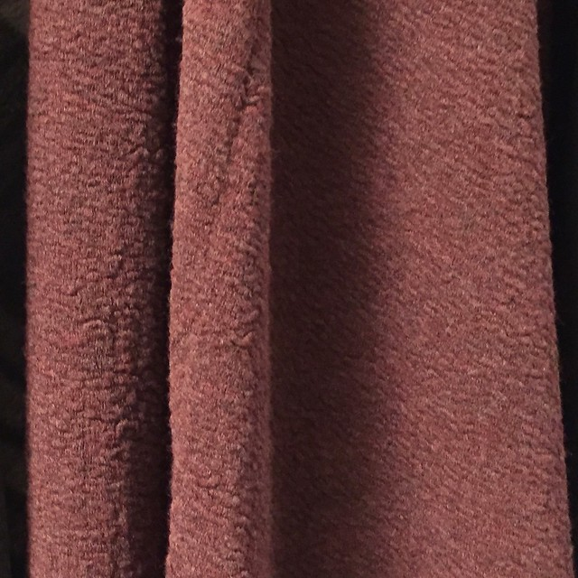 Oslo cardigan fabric?