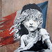 Banksy Les Miserables