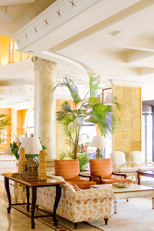 inside 5 star hotel fuerteventura