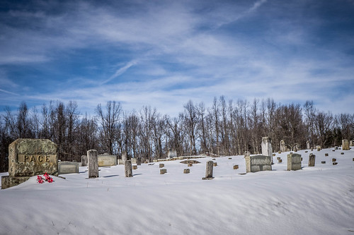 Mountain Page Cemetery
