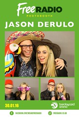 Jason Derulo Photobooth
