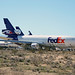 FedEx,   McDonnell Douglas MD-10-10F by Ron Monroe