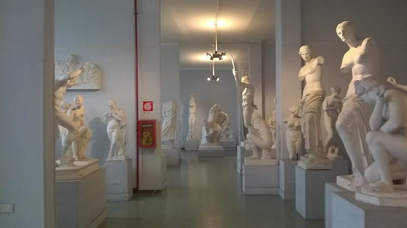 Rome Museo dell'Arte Classica - Sapienza