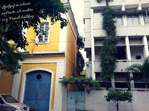 Heritage Walk Tour, Pondicherry