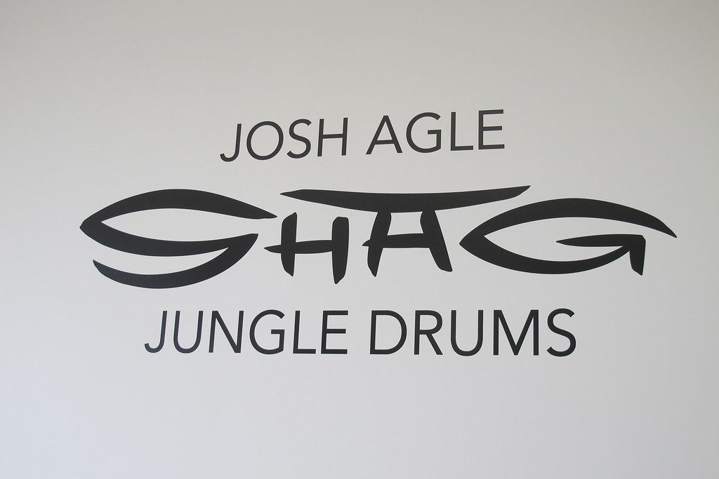 Shag Jungle Drums