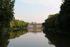 Warszawa - Pałac Łazienkowski