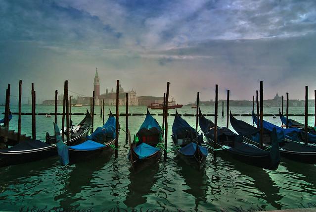 Il silenzio di Venezia -  Silent Venice