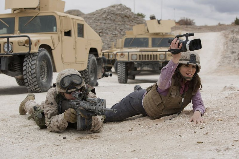 Tina Fey brings a specific, if uneven, comic sensibility to WHISKEY TANGO FOXTROT.