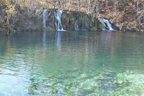 【写真】東欧周遊 : プリトヴィツェ・上湖群