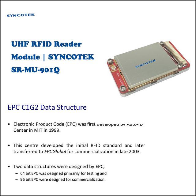 UHF RFID Reader Module SYNCOTEK SR-MU-901Q