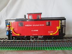 NYNH&H Caboose C-528