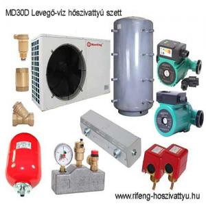 MD30D levegő-víz hőszivattyú a legkeresettebb a lakásokba.