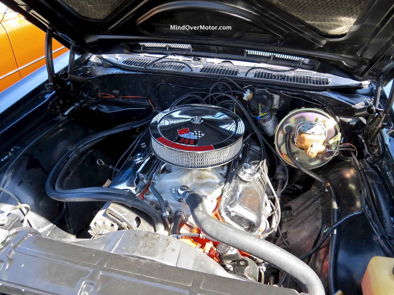 1968 Chevrolet Chevelle SS396 Engine