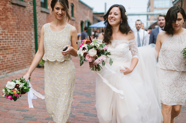 Celine Kim Photography AM Airship 37 distillery district romantic summer wedding-52