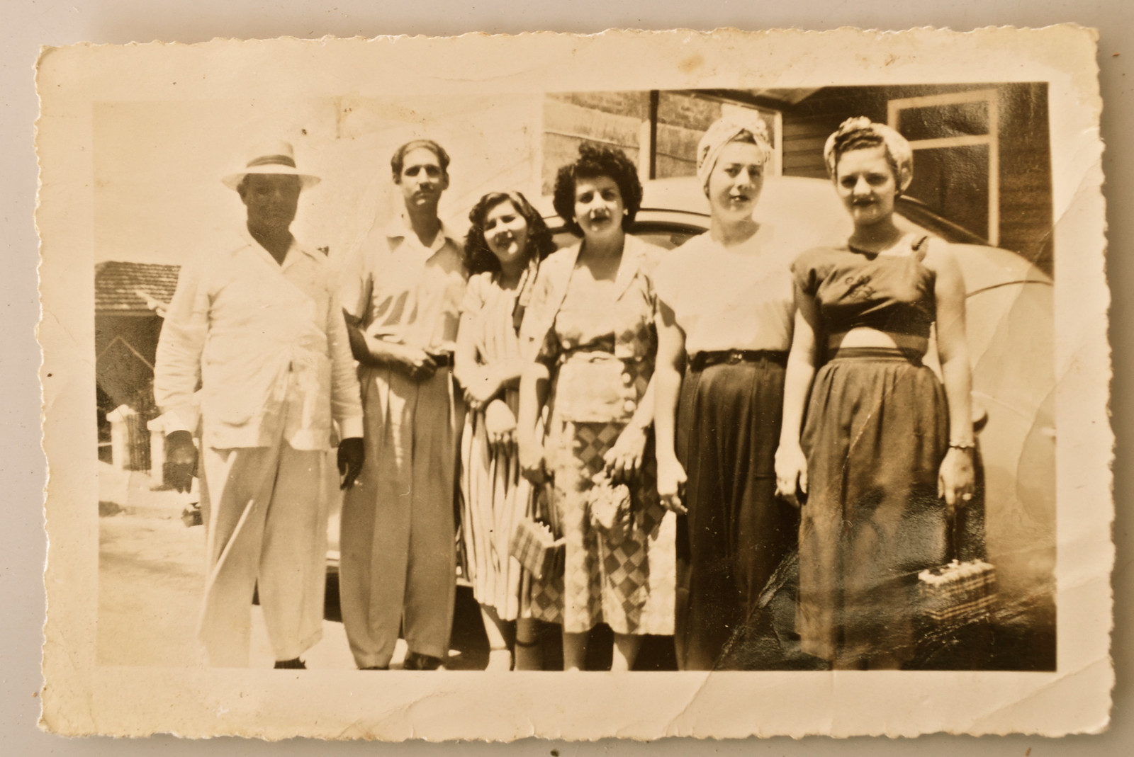 old Cuban photograph