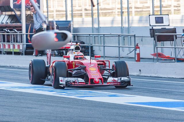 Ferrari F1 Tests (208 de 233)