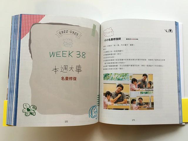 《賴馬家的52週生活週記簿》第38週,小小名畫修復師@賴馬20週年經典再現