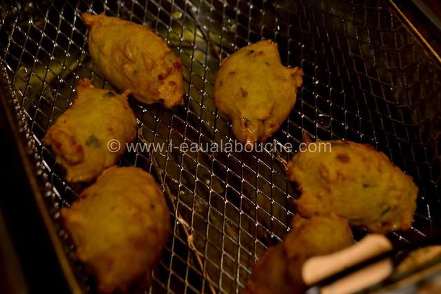 Beignets à la Courge © Ana Luthi Tous droits réservés 05