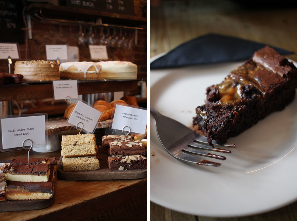 Weekend-City-Guide-Brighton-salted-caramel-brownie-cafe-coho