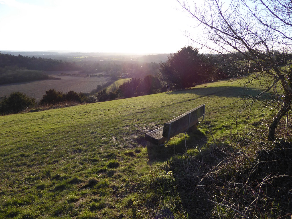 Pewley Down Guildford to Gomshall and Guildford to Horsley walks